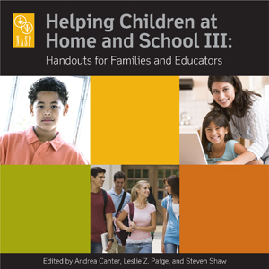 Helping Children at Home and School III (CD-ROM)