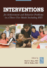 Interventions For Achievement and Behavior Problems III