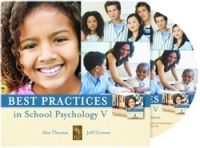 Best Practices  in School Psychology V - CD ROM- ON SALE