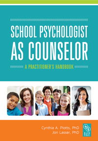 School Psychologist as Counselor  (Sale)