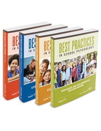 Best Practices in School Psychology Set of 4
