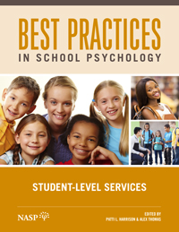 Best Practices in School Psychology Student-Level Services
