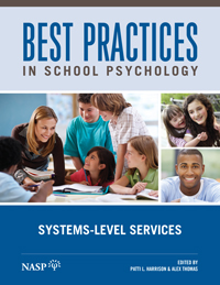 Best Practices in School Psychology System-Level Services
